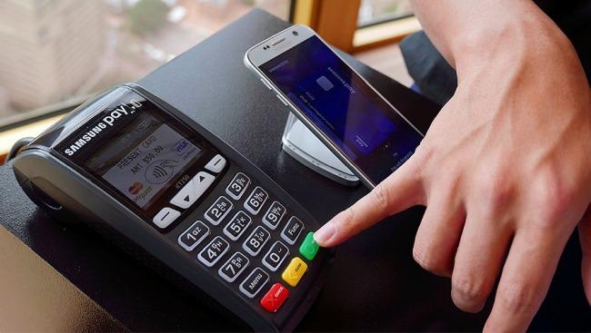 оплата с помощью телефона
