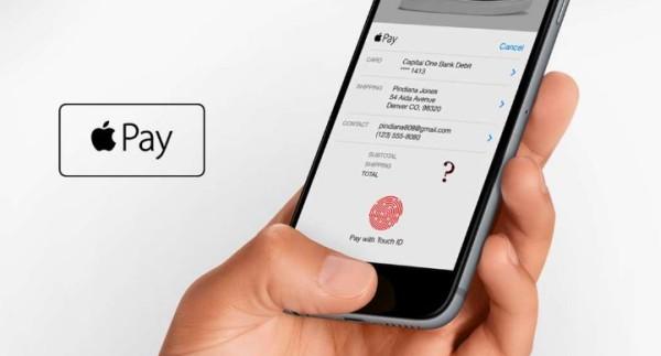 Apple Pay бесконтактная оплата