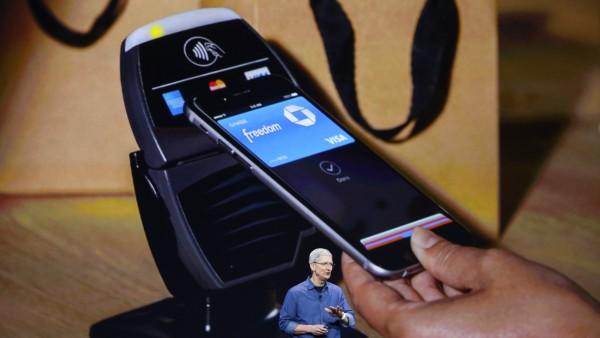 расплачиваемся с iPhone