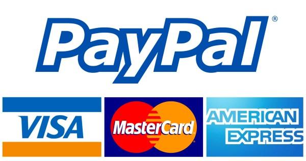 ПейПал поддерживает все виды банковских карт