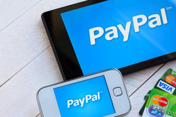 PayPal на мобильных устройствах