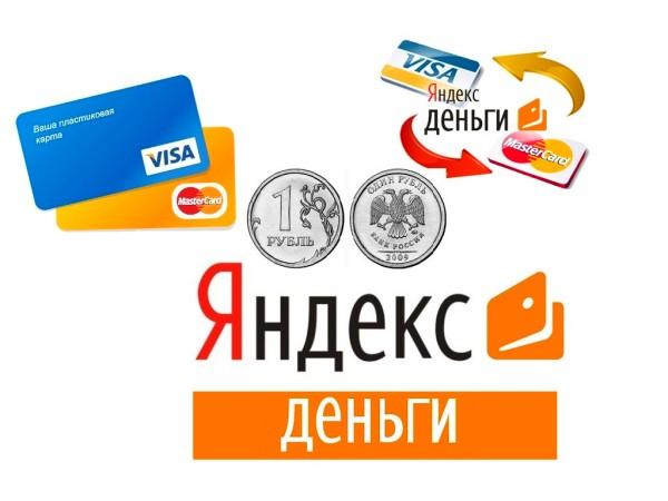 Яндекс.Деньги перевод с платежной системы